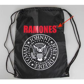 vak Ramones - Logo Seal - BRAVADO - POŠKODENÝ, BRAVADO, Ramones
