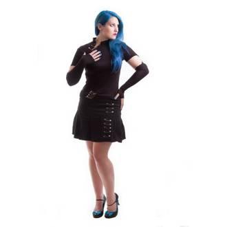 tričko dámske s dlhým rukávom Milisha - Safety Pin
