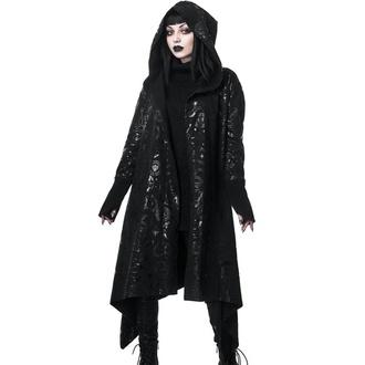 mikina dámska (cardigan) KILLSTAR - Demon - BLACK