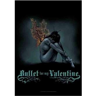 vlajka Bullet For My Valentine - Burning Wings