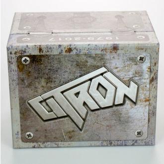 set CD / DVD CITRON
