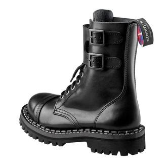 topánky STEADY´S - 10 dírkové - Black