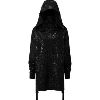 mikina dámska KILLSTAR - Beyond Black Oversized - BLACK