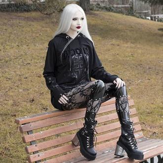 mikina unisex KILLSTAR - Beyond Death - BLACK