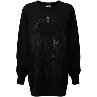 sveter dámsky KILLSTAR - Dark Prince Knit - BLACK