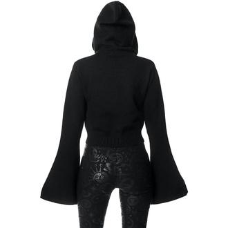 sveter dámsky KILLSTAR - Entombed - BLACK
