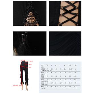 nohavice dámske (legíny) DEVIL FASHION