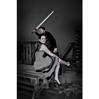 šaty dámske POIZEN INDUSTRIES 'Akita', POIZEN INDUSTRIES
