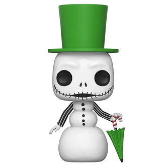 figúrka Nightmare before Christmas - POP! - Snowman Jack, POP
