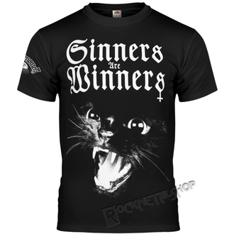 tričko pánske AMENOMEN - SINNERS ARE WINNERS, AMENOMEN