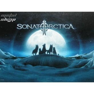 vlajka Sonata Arctica - Iced, HEART ROCK, Sonata Arctica