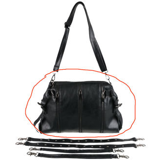kabelka (taška) VIXXSIN - MOTION - BLACK - POI458 - POŠKODENÁ, VIXXSIN