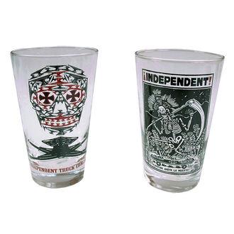 skleničky INDEPENDENT - Savced Glasses, INDEPENDENT