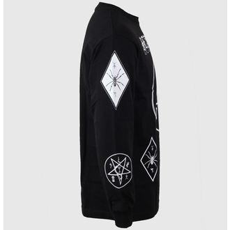 tričko pánske s dlhým rukávom CVLT NATION - Black Mass - Black, CVLT NATION