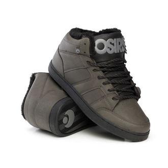topánky zimný OSIRIS - Convoy Mid Shr - Charcoal / Work, OSIRIS