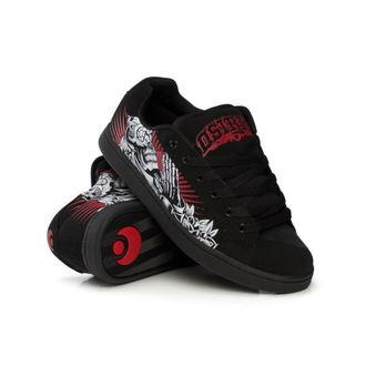topánky OSIRIS - Troma Redux Maxx - Deadman red, OSIRIS