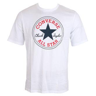 tričko pánske CONVERSE - CORE CHUCK PATCH, CONVERSE