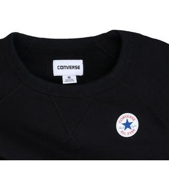 mikina dámska CONVERSE - Core - Black, CONVERSE