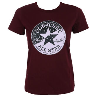 tričko dámske CONVERSE - Spliced Leopard, CONVERSE