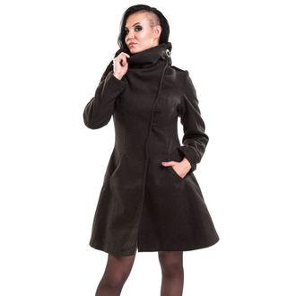 kabát dámsky VIXXSIN - NECROMANCER - GREY, VIXXSIN