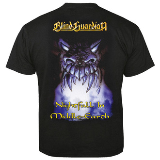 tričko pánske BLIND GUARDIAN - Nightfall in middle earth - NUCLEAR BLAST, NUCLEAR BLAST, Blind Guardian