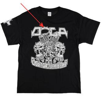 tričko pánske DOGA West Coast Mother Fucker - POŠKODENÉ, Doga