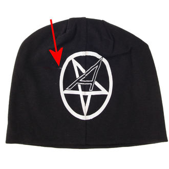 čiapka Anthrax - Logo - RAZAMATAZ - POŠKODENÝ, RAZAMATAZ, Anthrax