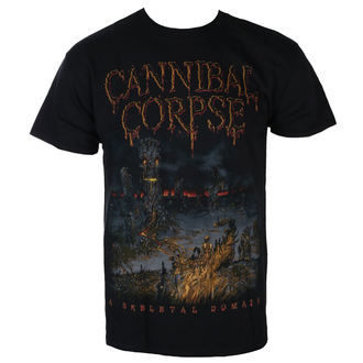 tričko pánske CANNIBAL CORPSE - SKELETAL-SUMMER 2016 - JSR, Just Say Rock, Cannibal Corpse