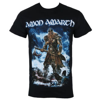 tričko pánske AMON AMARTH - JOMSVIKING - FALL TOUR 2016 - JSR, Just Say Rock, Amon Amarth