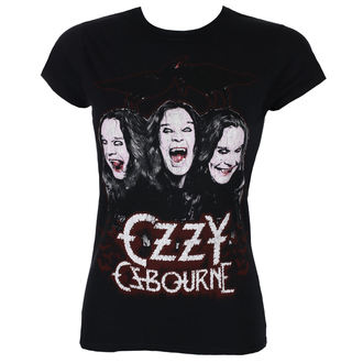 tričko dámske Ozzy Osbourne - Crows & Bars - ROCK OFF, ROCK OFF, Ozzy Osbourne