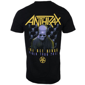 tričko pánske Anthrax - Among The Kings - ROCK OFF, ROCK OFF, Anthrax