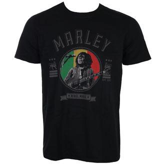 tričko pánske Bob Marley - Rebel Music - ROCK OFF, ROCK OFF, Bob Marley