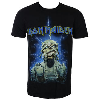 tričko pánske Iron Maiden - Powerslave Mummy - ROCK OFF, ROCK OFF, Iron Maiden