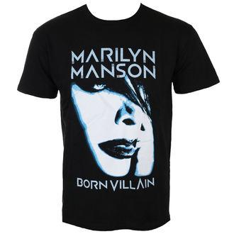 tričko pánske Marilyn Manson - Born Villain - ROCK OFF - MMTS10MB