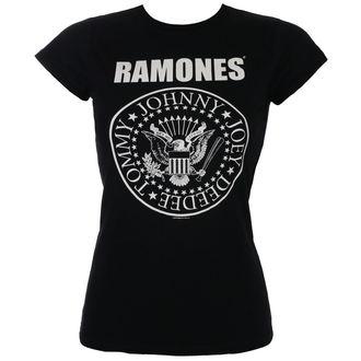 tričko dámske Ramones - Seal Skinny - ROCK OFF, ROCK OFF, Ramones