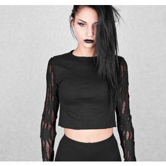 tričko dámske s dlhým rukávom (top) AMENOMEN - BLACK WITCH, AMENOMEN