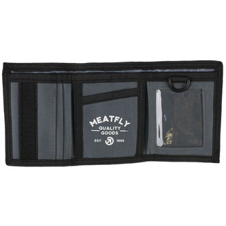 peňaženka MEATFLY - Vega - Binary Camo Print, MEATFLY