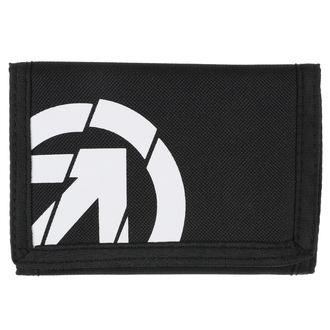 peňaženka MEATFLY - Gimp - Black, MEATFLY