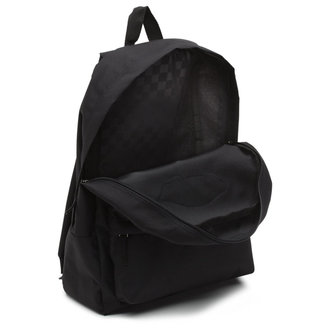 batoh VANS - REALM - Black, VANS