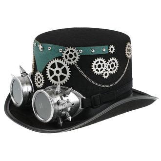 klobúk ZOELIBAT - Steampunk, ZOELIBAT