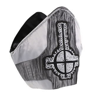 maska (mitra) Pope Emeritus II, NNM, Ghost