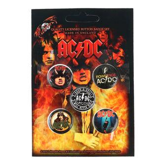 odznaky AC/DC - RAZAMATAZ, RAZAMATAZ, AC-DC