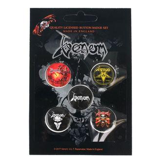 odznaky Venom - RAZAMATAZ, RAZAMATAZ, Venom