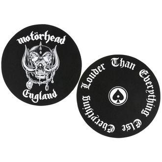 podložka na gramofón (set 2ks) Motörhead - RAZAMATAZ, RAZAMATAZ, Motörhead