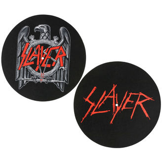 podložka na gramofón (set 2ks) Slayer - RAZAMATAZ, RAZAMATAZ, Slayer