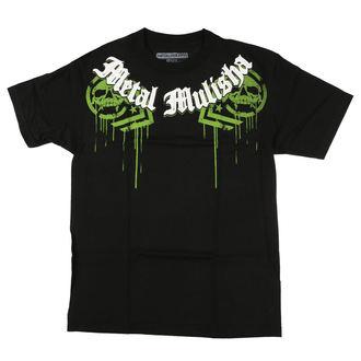 tričko pánske METAL MULISHA - COLLAR, METAL MULISHA