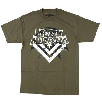 tričko pánske METAL MULISHA - DARKNESS, METAL MULISHA