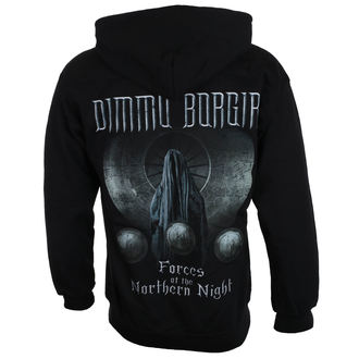 mikina pánska DIMMU BORGIR - Forces of the northern night - NUCLEAR BLAST, NUCLEAR BLAST, Dimmu Borgir