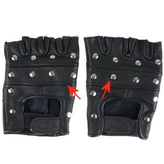 rukavice kožené OSX - DRAC - POŠKODENÉ, OSX