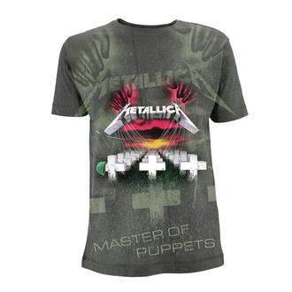 tričko pánske Metallica - Master Of Puppets - Charcoal, Metallica